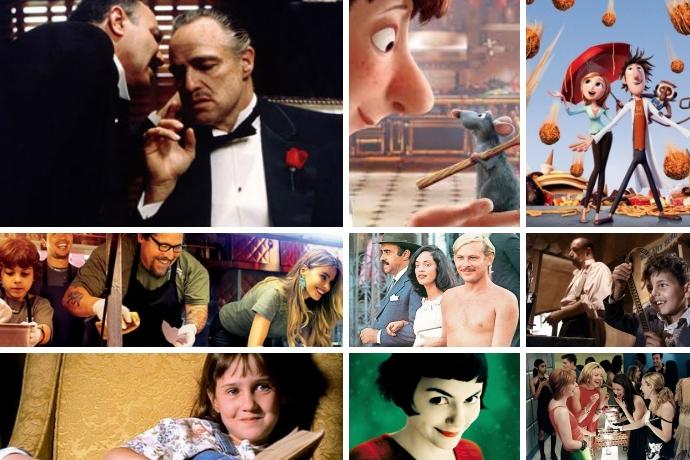 Comidinhas de Cinema traz receitas de filmes