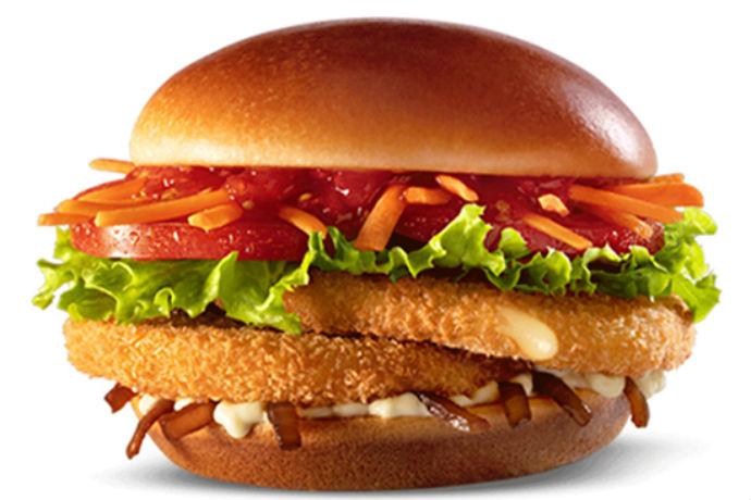 McDonald´s lança o McVeggie, lanche vegetariano