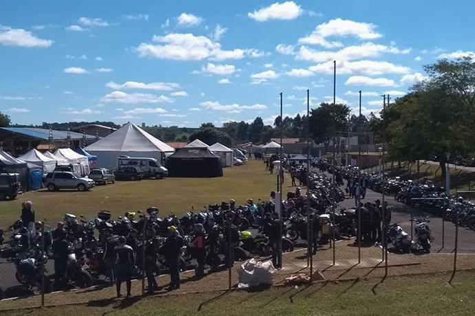 Brotas 3º Encontro Nacional de Motociclistas