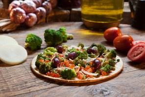 Bella Capri lança pizzas veganas, vegetarianas e low carb