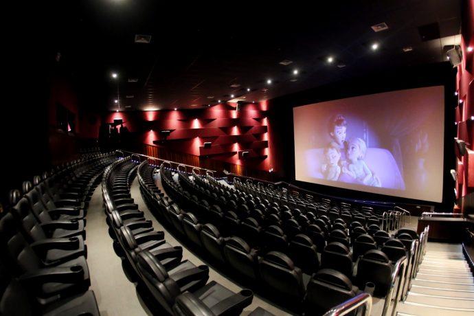 Reabertura do Cine Multiplex (fotos: Ricardo Boni)