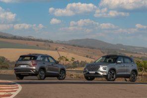 Hyundai Creta Nova Geração chega a partir de R$107 mil