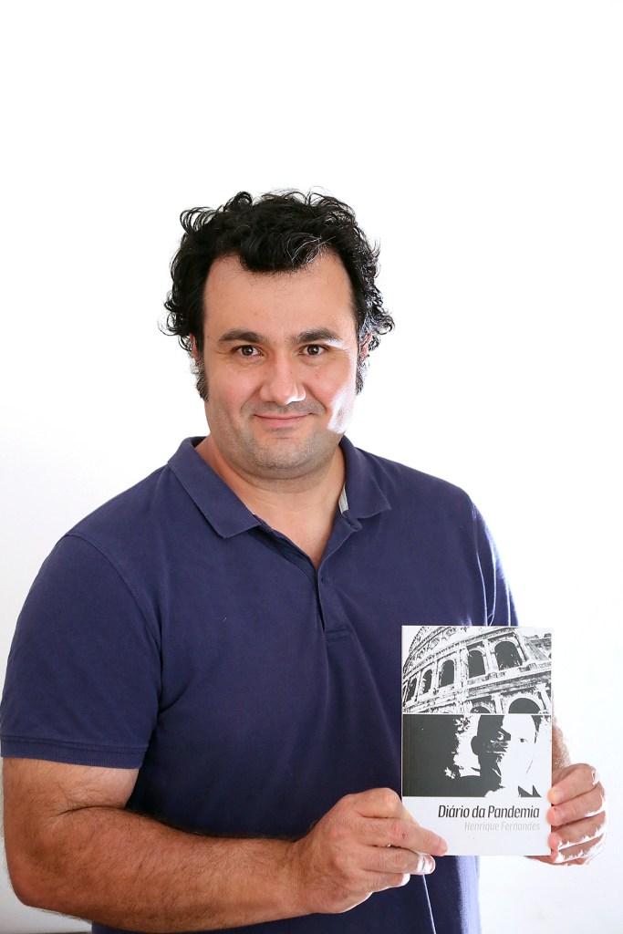 Henrique Fernandes lança o Diário da Pandemia