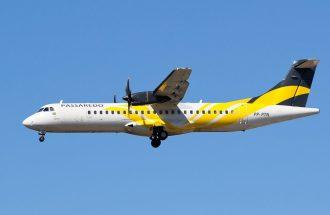 GOL, em parceira com a VoePass oferece novos voos