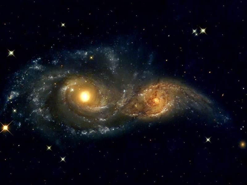 Галактики и космос
