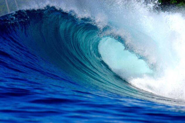 Волна океана