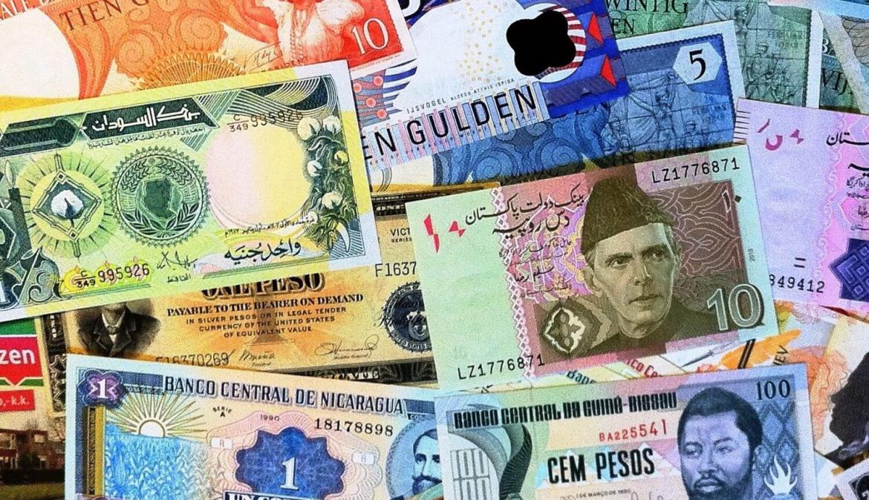 Банкноты мира
