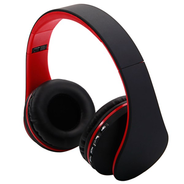 Foldable Wireless Bluetooth Headset Stereo Headphone FM ...