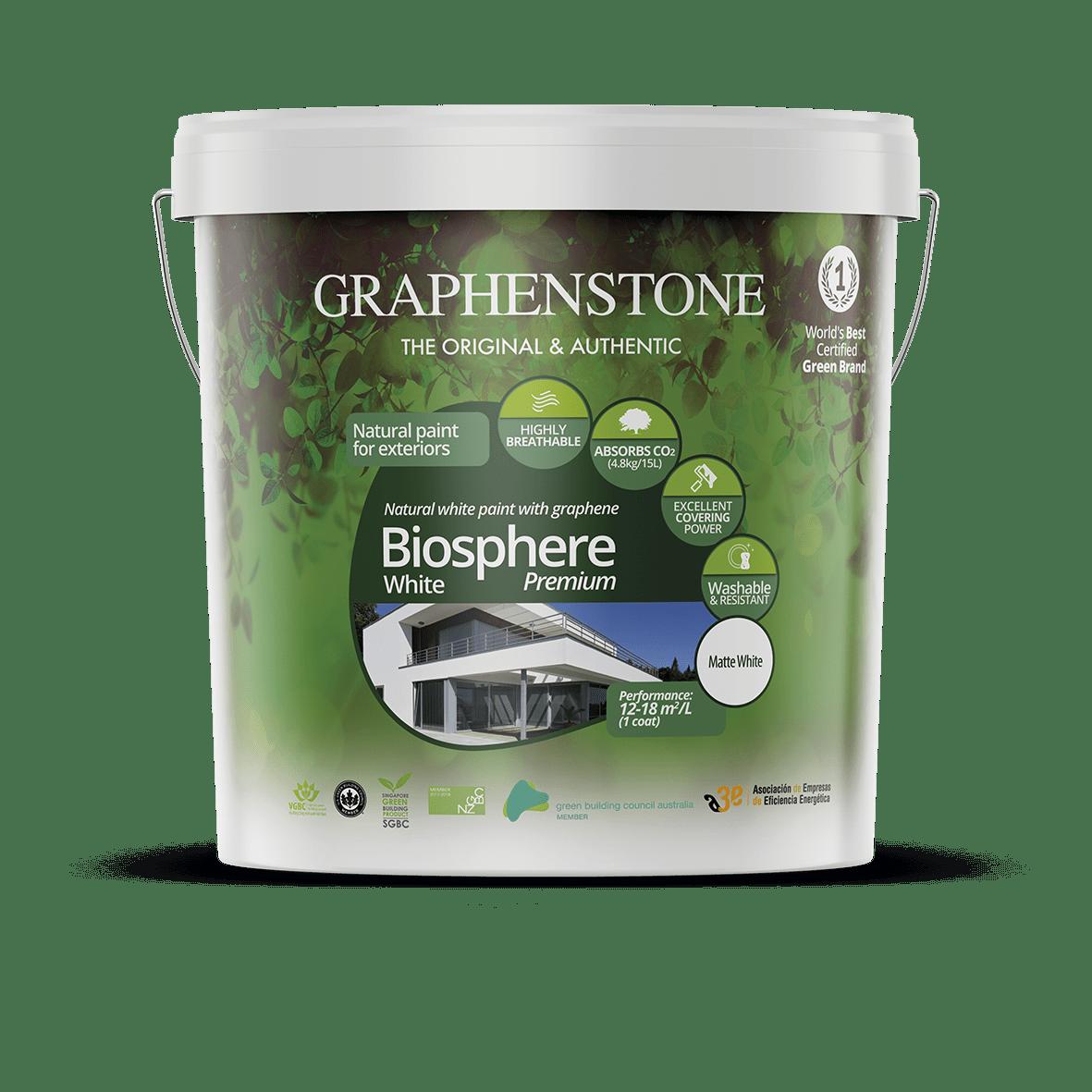 Biosphere Premium HIPEC GRAPHENSTONE