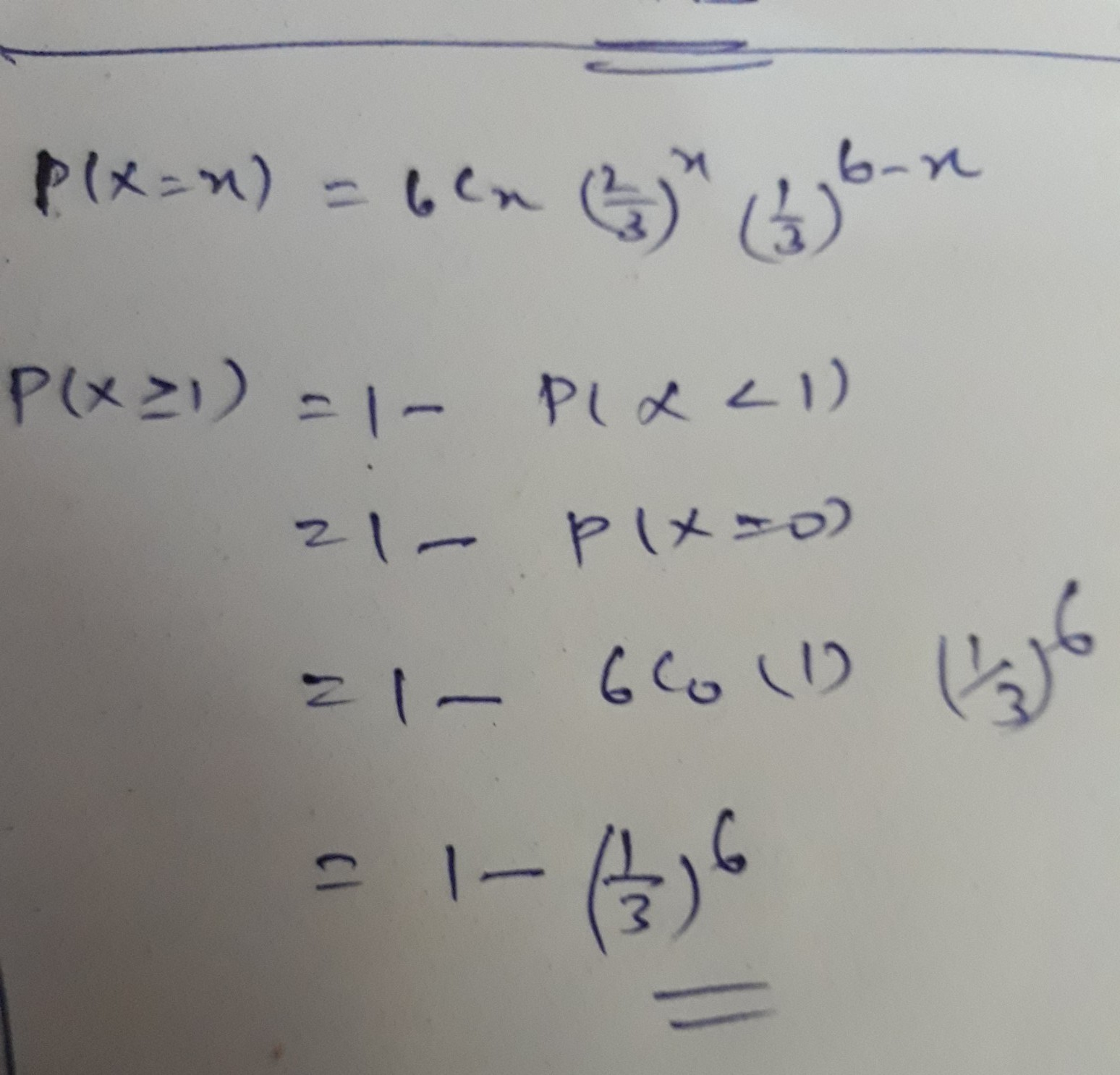 The Mean And Variance Of Binomial Distribution Are 4 And 4