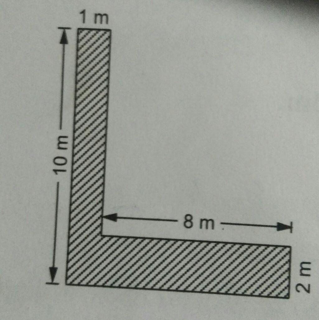 Calculate The Area Of Each One Of The Shaded Region Given