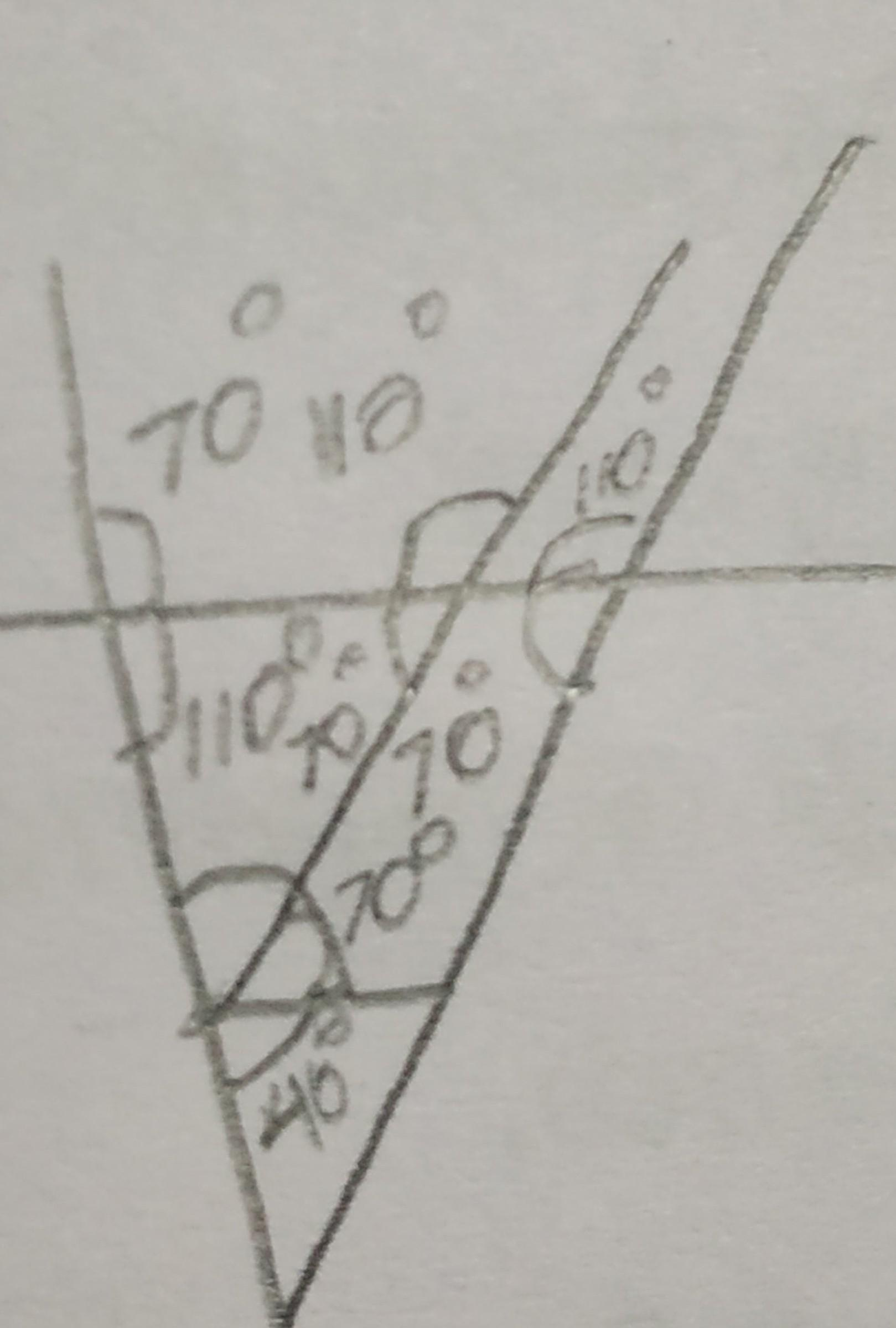Hotsin The Diagram Given Below Find The Angles X Y And Z