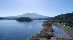 河口湖(Lake Kawaguchi)