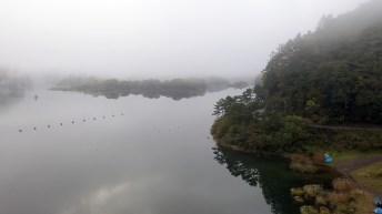 精進湖(Lake Shoji)