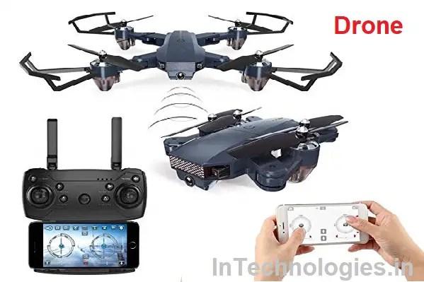 Drone Technology - intechnologies