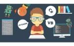 أفضل 5 لغات برمجة لتطوير تطبيقات الهواتف الذكية الأندرويد وiOS