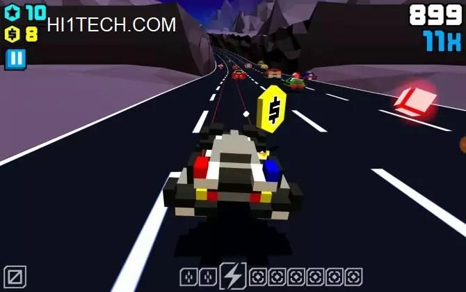 Hovercraft: Takedown أفصل العاب السباقات القديمة