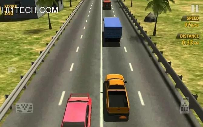 Traffic Racer ألعاب السباقات