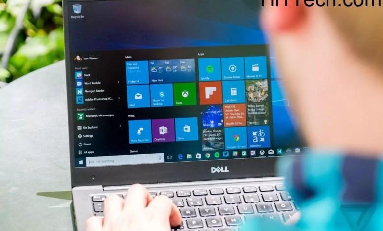 صورة كيفية الغاء تثبيت البرامج على نظام التشغيل ويندوز Windows 10
