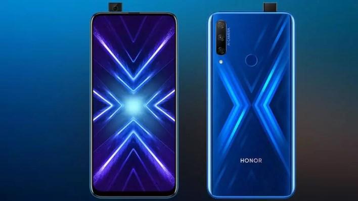 Honor 9X هواتف الفئة المتوسطة