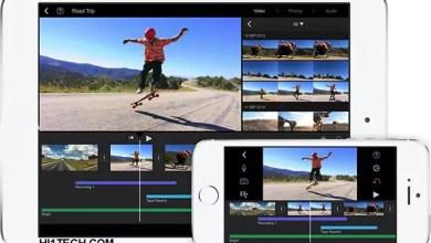 "Photo of افضل برامج تصميم فيديو للايفون ""5 برامج أحترافية لمونتاج الفيديو للايفون"""
