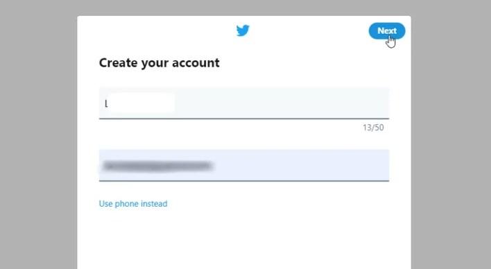 طريقة انشاء حساب تويتر و عمل حساب على تويتر