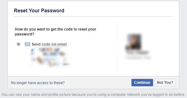 استعادة حساب فيس بوك عن طريق رقم الهاتف بسهولة