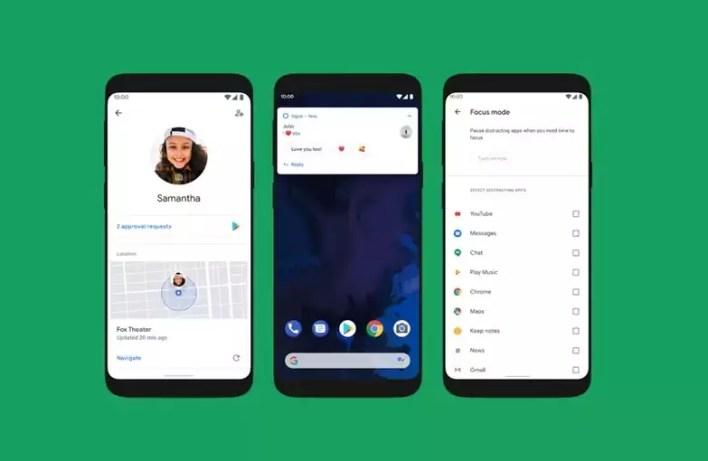 مميزات Android 10