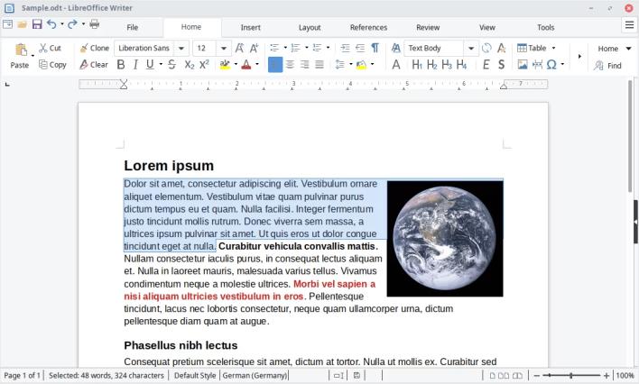 برنامج مجاني بديل لبرنامج الوورد للكمبيوتر