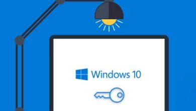 كيفية حذف حساب مايكروسوفت من ويندوز 10