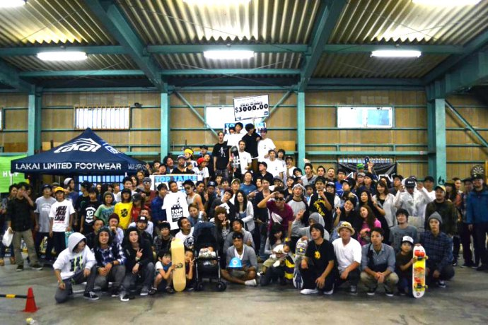 LAKAI TOP TABLE TALENT 決勝大会
