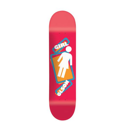 GIRL スケボー スケートボード アレックス・オルソン SCRAMBLE OG