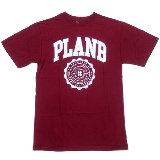 Plan B Skateboards Uni T-Shirt 01