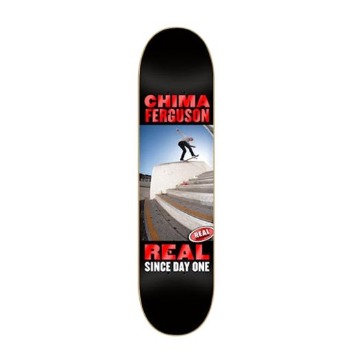 REAL SKATEBOARDS リアル スケートボード スケボー 通販 デッキ Chima Furguson COLLECTORS EDITION