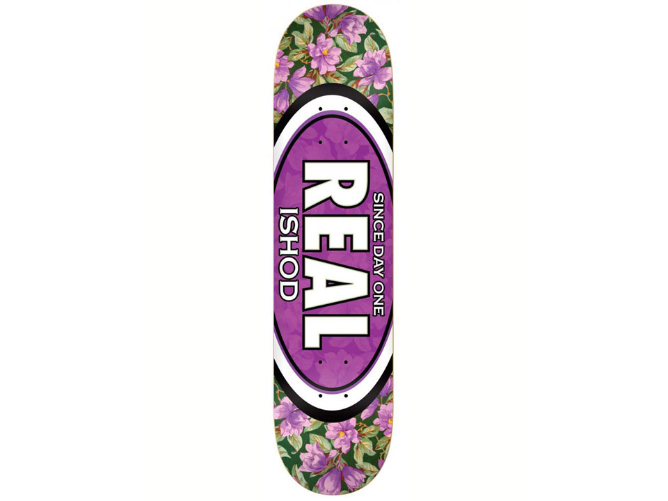 REAL FLORAL OVAL PRO Ishod Wair 7.81インチ