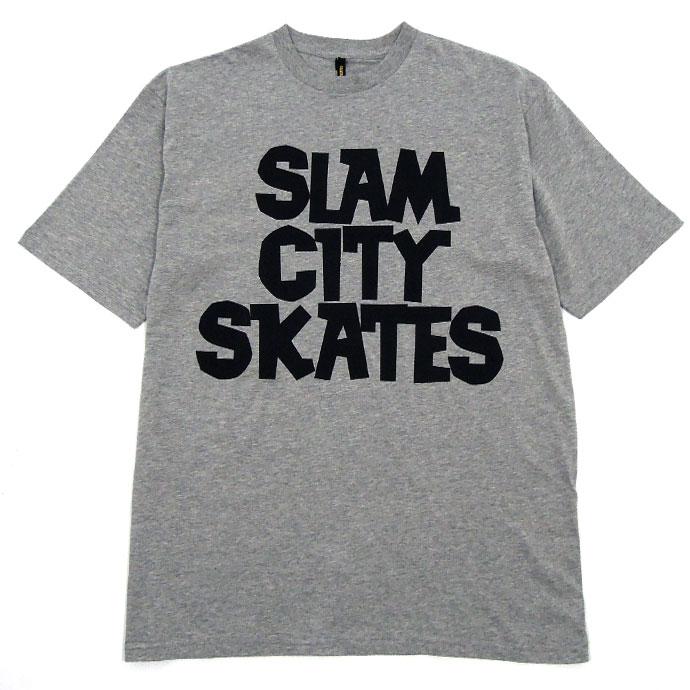 Slam City Skates スラムシティスケーツ ロンドン クラシック ロゴ Tシャツ 通販 Classic Logo T-Shirt
