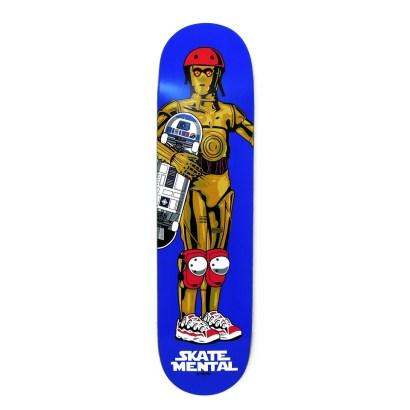スケボー 通販 スケートボード デッキ Skate Mental スケートメンタル D3PO