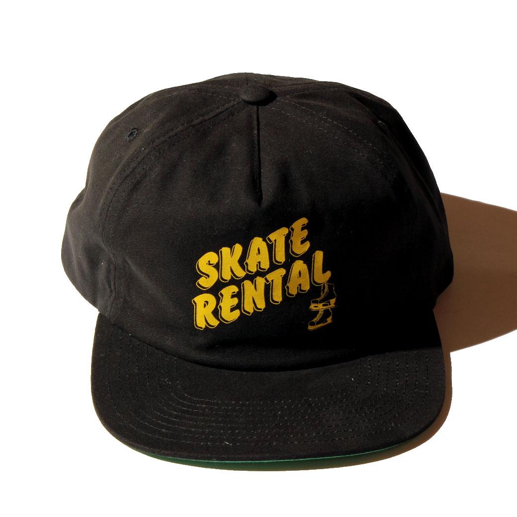 SKATE MENTAL SKATE RENTAL CAP