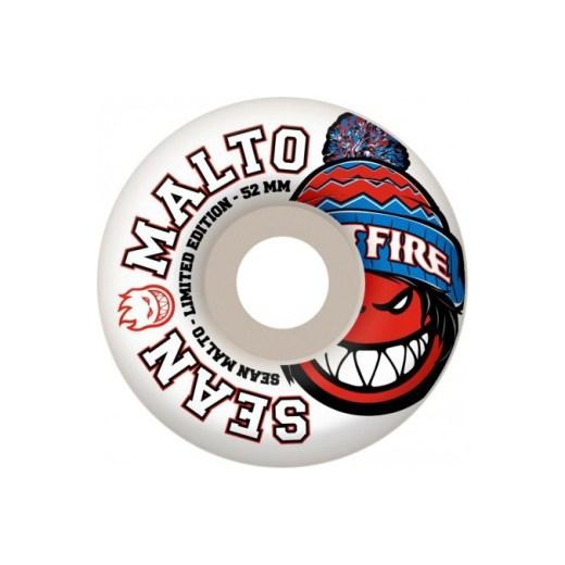 SPITFIRE WHEELS スケボー スケートボード ウィール Sean Malto Signature BEANIE