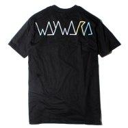 WAYWARD WHEELS STRIDER Tシャツ ブラック
