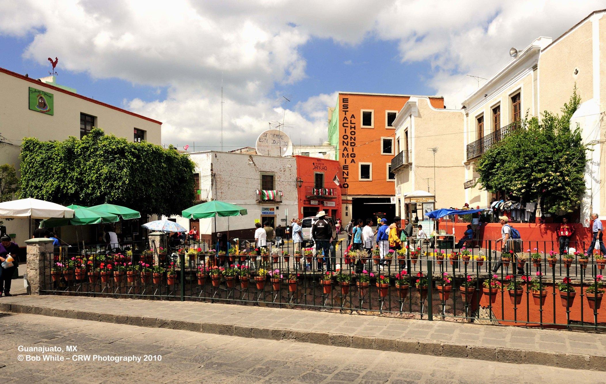 88 Streets of Guanajuato