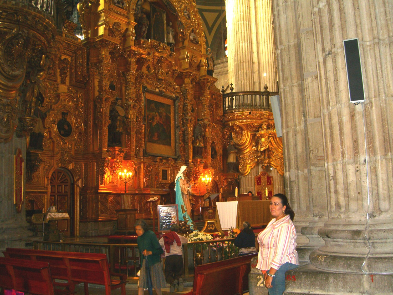 Elva en catedral 2006 045