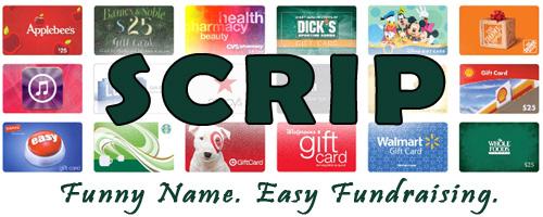 Scrip Gift Card