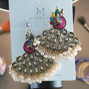 Peacock Earrings Price in Pakistan 2021