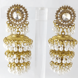 Traditional Hyderabadi Earrings design with Price in Pakistan 2021