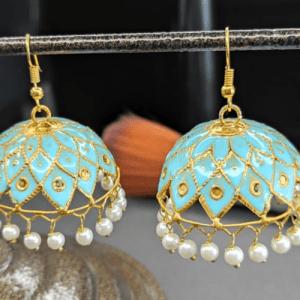 Jhumka Earrings Design with Price in Pakistan 2021