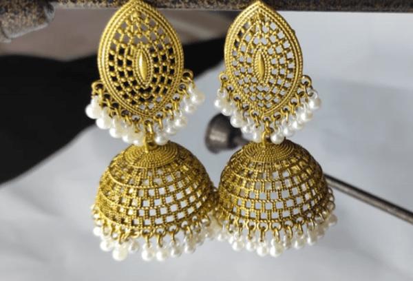 Jhumka Earrings Design Pakistan 2021