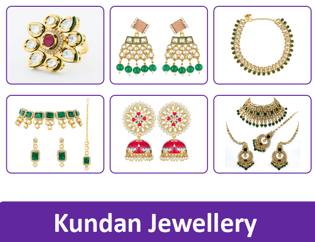 Kundan Jewellery Latest Designs with Prices & New Trends in Pakistan 2021