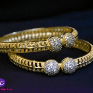 1 carat Gold Plated Kangan Design with Price in Pakistan 2021 Online