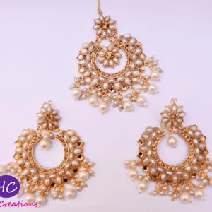 Chandbali Earrings Design with Price in Pakistan 2021 Online